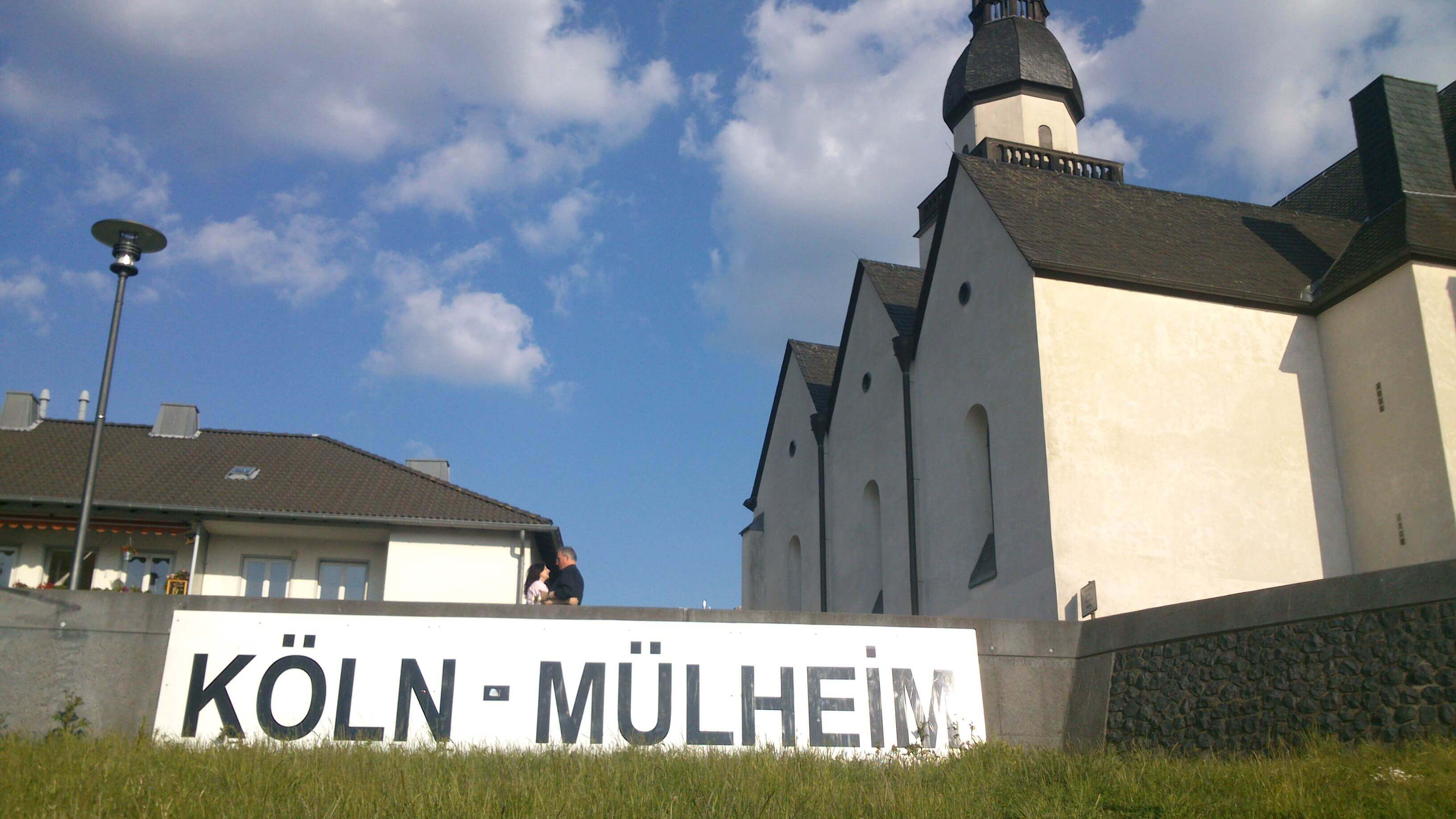 Köln Mülheim ist Schäl Sick